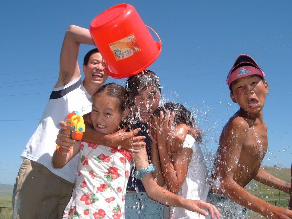 Camp - Water Fun Station 2